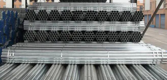 南充热镀锌焊管